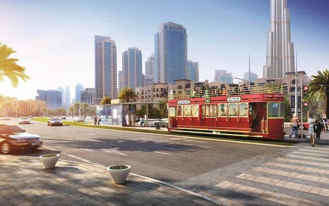 DubaiTrolley